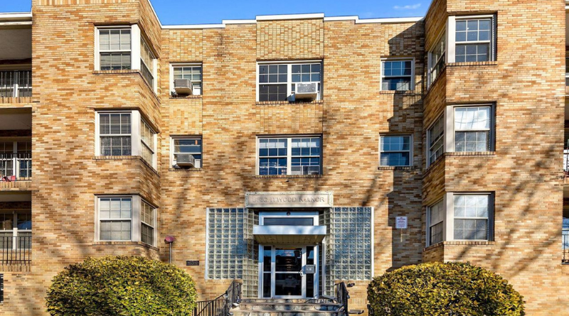 One Bedroom Condo Just Listed in Brightwood Park!